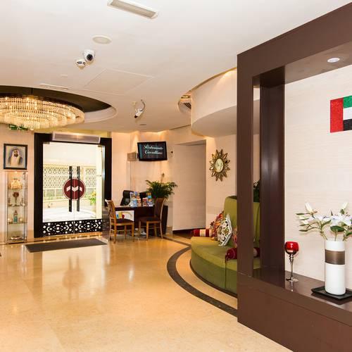 ردهة Hotel Suha Apartments