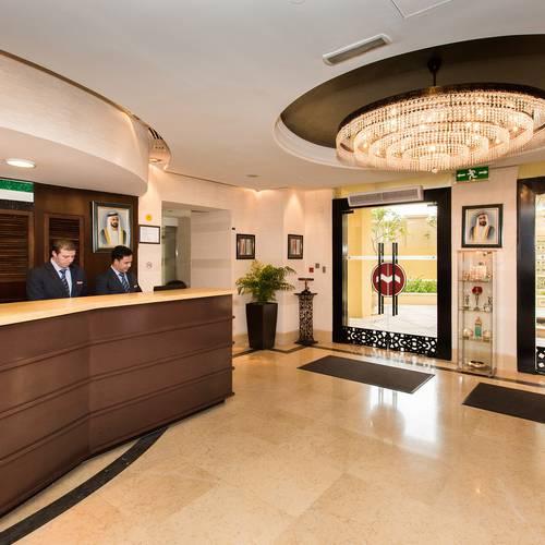استقبال Hotel Suha Apartments