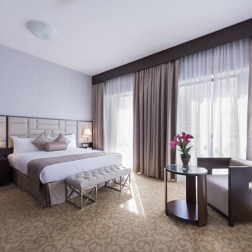 غرفة Hotel Suha Apartments